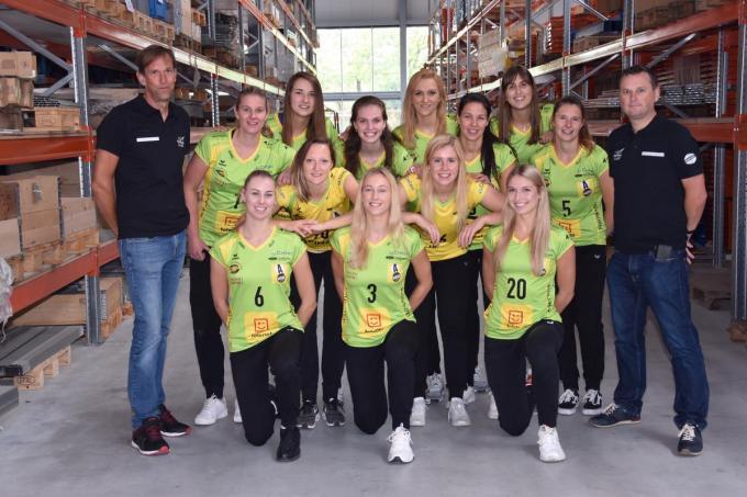 Hermes Oostende eindigde op een knappe vijfde plaats in de rangschikking.© (Foto PR)