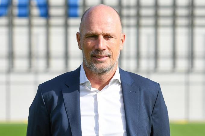 """Coach Philippe Clement: """"Dit is een match die je normaal altijd moet winnen.""""© VDB"""