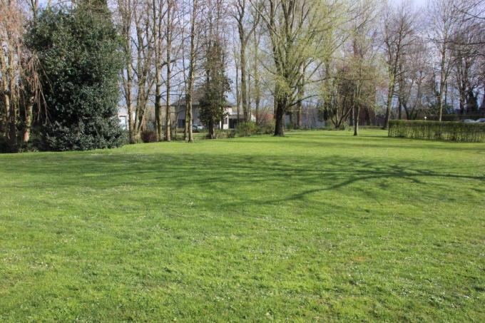 In het Park Broeders Maristen zou in de toekomst een smoestuin komen.© JG