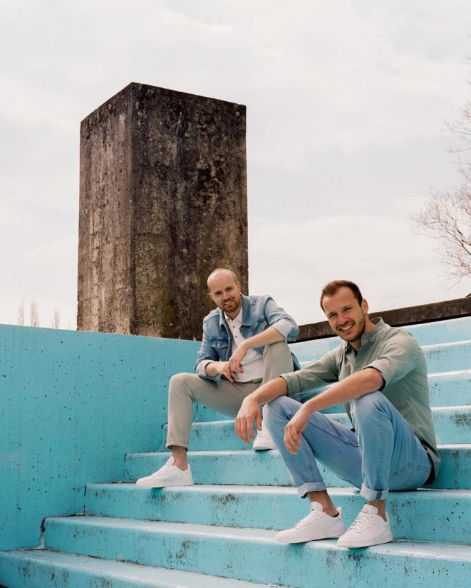 Martijn Claes (links) en Michiel De Meyer.© Sam Gielen - Maddworldd