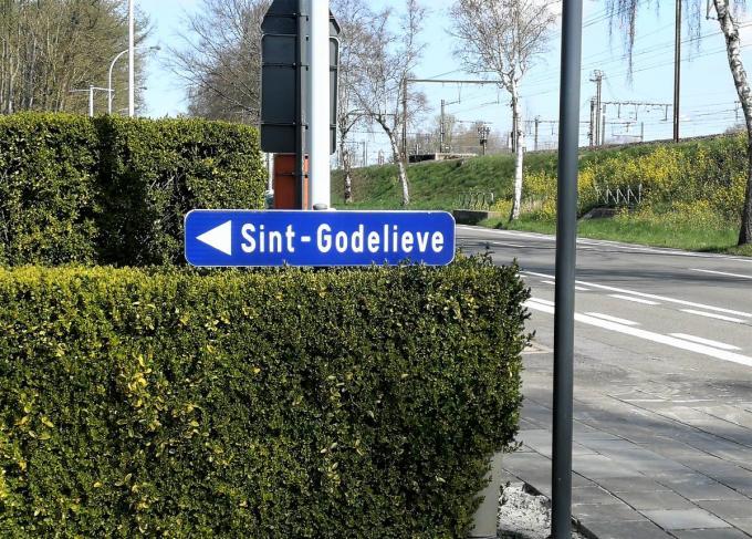 De rust is teruggekeerd in de Godelievewijk.© WK