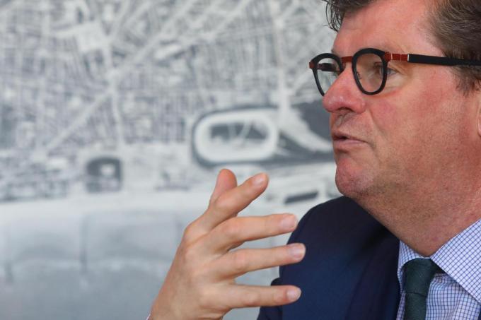 OOSTENDE/Burgemeester Bart Tommelein. FOTO PETER MAENHOUDT©Peter MAENHOUDT Regional