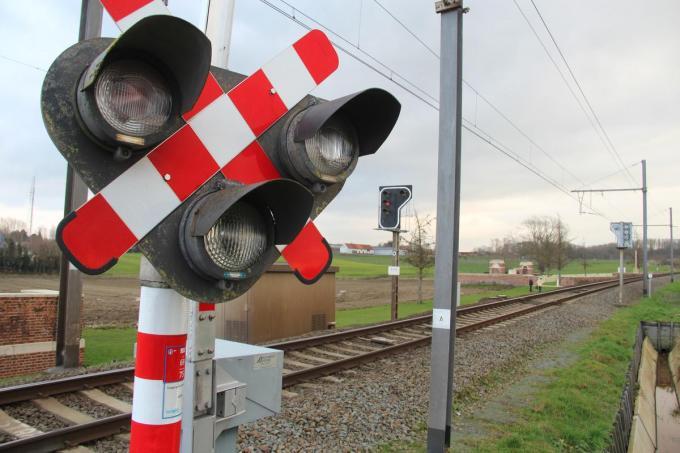 Vanaf woensdagochtend wordt het normale treinverkeer hernomen.© TP
