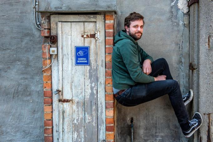 """Bert Janssens: """"Ik besef dat ik momenteel mijn droomjob in handen heb.""""© Christophe De Muynck"""