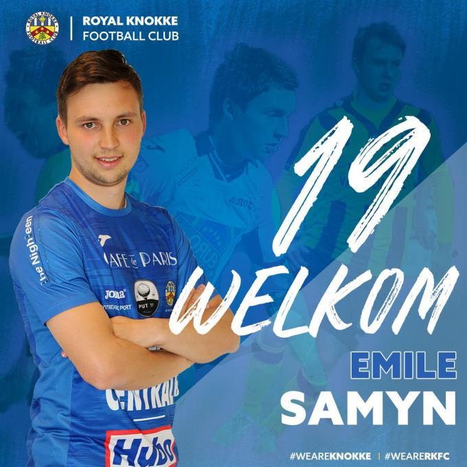 Emile Samyn.© GF