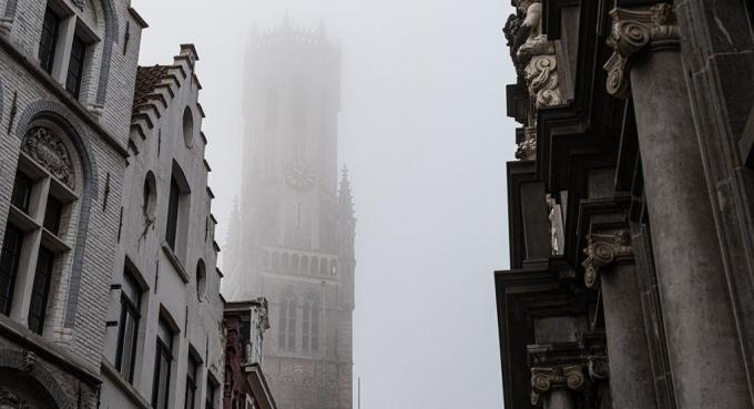 TraumA is het thema van de Triënnale Brugge dit jaar. (foto Bruggeplus)