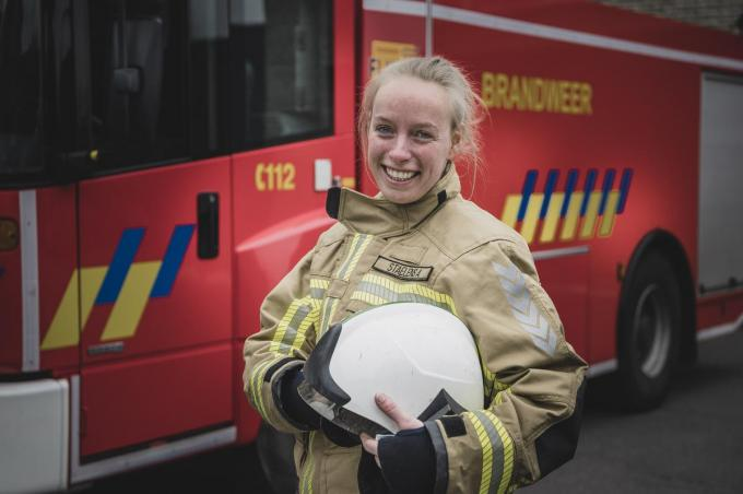 De brandweer heeft overal in West-Vlaanderen nood aan nieuwe collega's. In hulpverleningszone Westhoek gaat het zelfs om 100 nieuwe krachten die de komende vijf jaar moeten worden aangeworven.© Olaf Verhaeghe