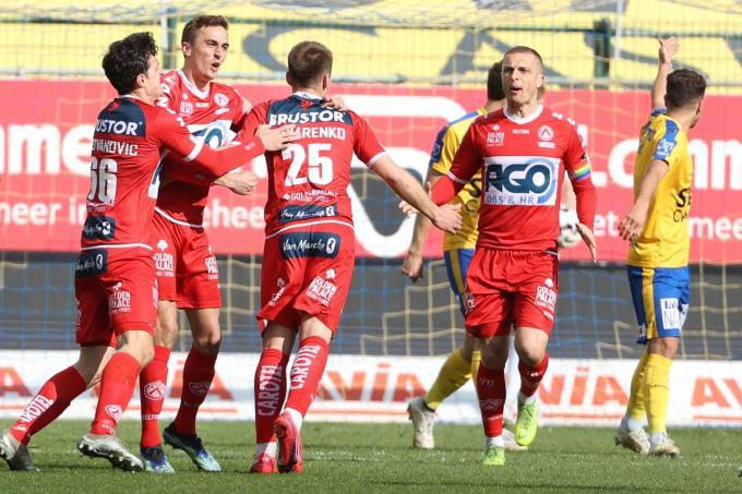 KV Kortrijk.© BELGA