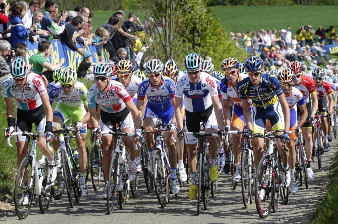 Amstel Gold Race.©AFP AFP via Getty Images
