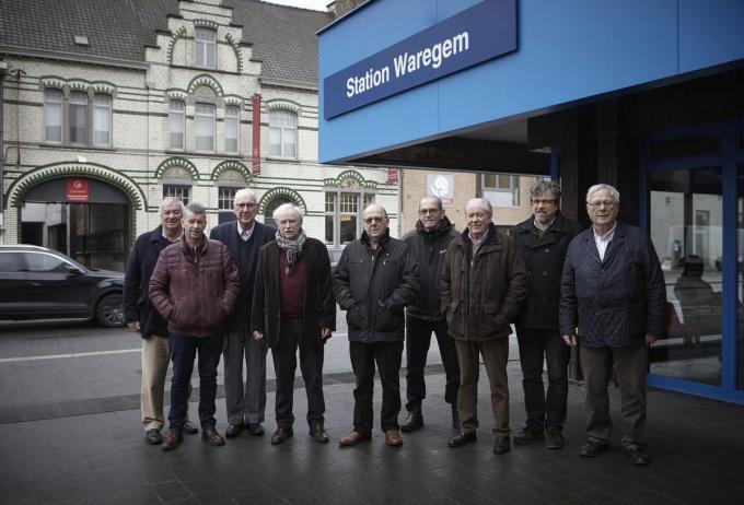 Vereniging De Statievrienden leverde de informatie voor de stadswandeling van Erfgoeddag zaterdag 24 april. (foto JD)