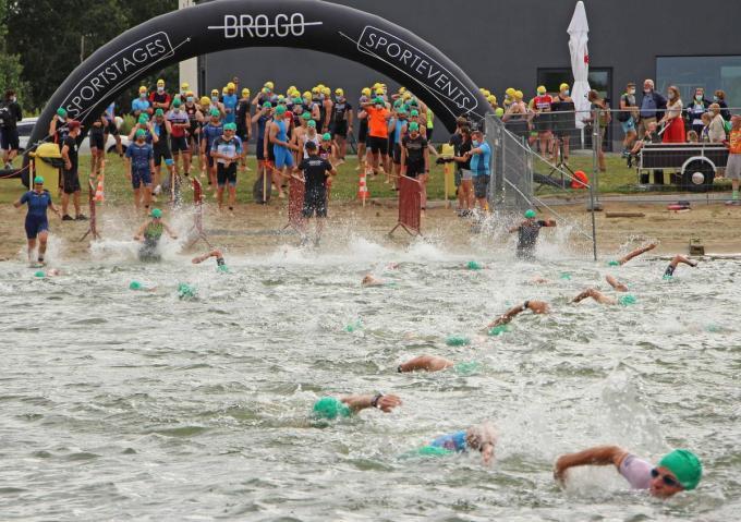 Bro.go Sportevents bewees in 2020 in Jabbeke dat een amateursportwedstrijd in coronatijd kan.© (Foto ACR)