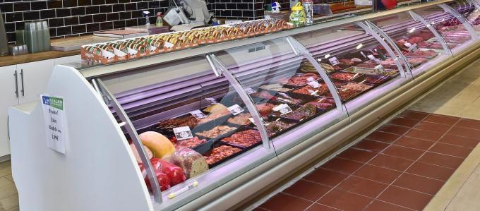 In winkels van Makro, Spar, Carrefour Market, CM Easy, Alvo, Smatch, De Fijnproever en Au Père Clément werden bepaalde producten americain préparé van Norenca uit de rekken gehaald.© STEFAAN BEEL