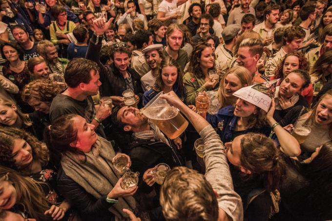 De 25ste Bier- en Hoppefeesten worden uitgesteld tot september 2022 of september 2023.© MICHAEL DEPESTELE