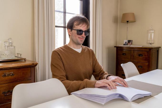 Piet Devos is literatuurwetenschapper en vertaler Spaans-Frans©Kurt De Schuytener Kurt De Schuytener