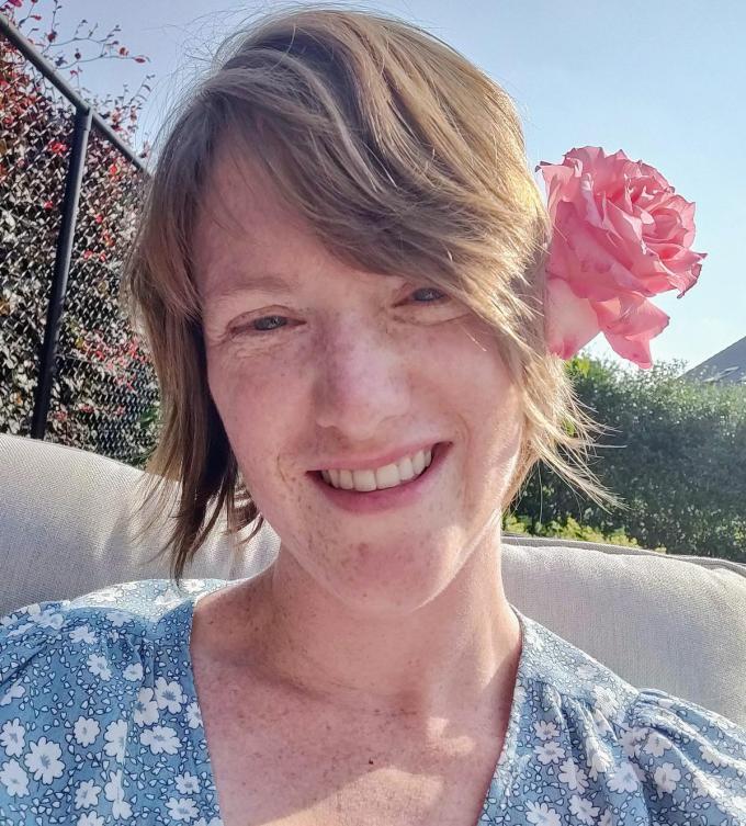 Charline Van Glabeke wordt vrijdag begraven in Anzegem. (gf)