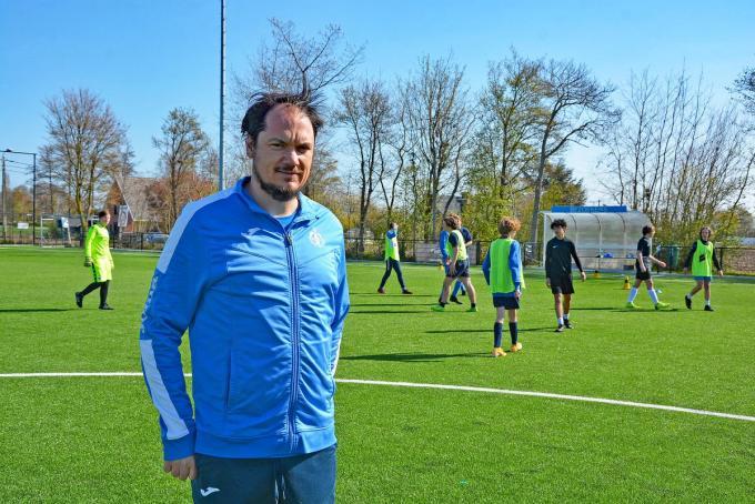 Jeugdcoördinator Bert Degrauwe moet bij KSV De Ruiter nog vier jeugdtrainers vinden.© Jos