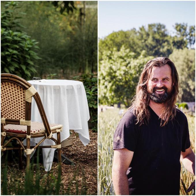 Met bar, brasserie en boetiek Raphaël is Willem Hiele helemaal klaar om er vanaf 8 mei opnieuw in te vliegen.© Pieter D'hoop en Bramski Foodphotographer