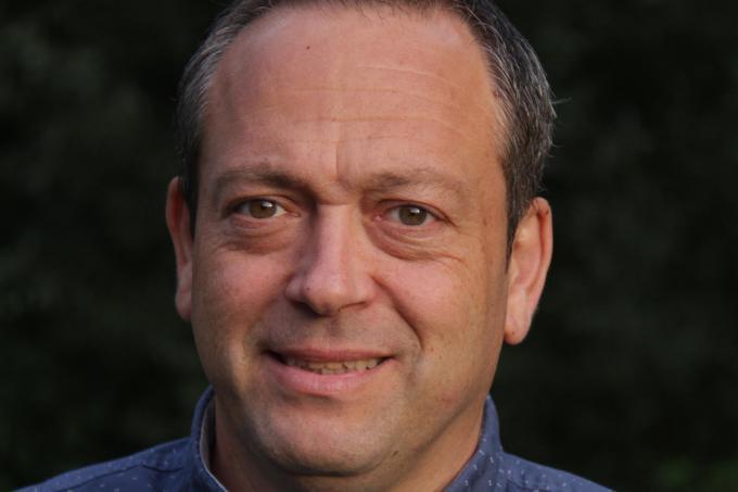 Voor Christoph Deraeve is de politiek een afgesloten hoofdstuk.© pco