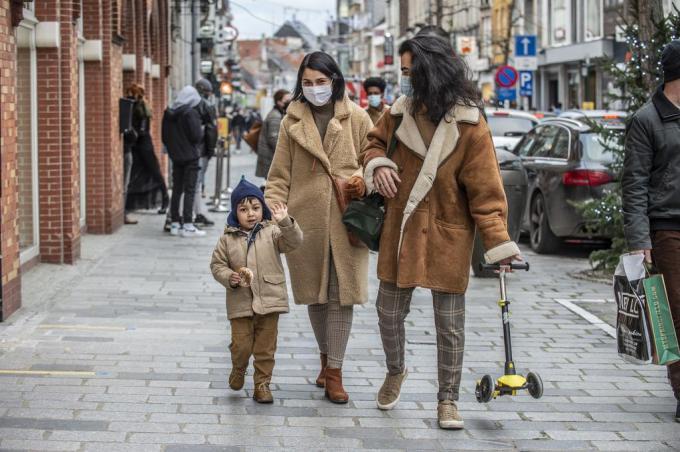 Roeselare wil haar naam als shoppingstad alle eer aandoen en pakt al meteen uit met een promo-actie.© (foto SB)