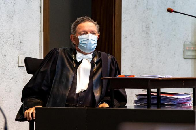 Volgens procureur-generaal Tom Janssens hoeft de familie niet te hopen dat de beschuldigde alsnog de waarheid zal vertellen over de feiten.© BELGA/KURT DESPLENTER