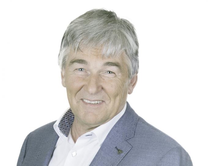 Provincieraadslid Luc Coupillie.© gf
