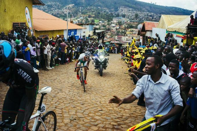 De wielersport is duidelijk niet enkel populair in Europa.© Getty Images