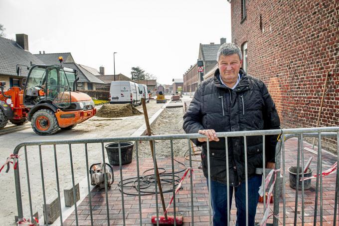 Schepen Geert Moerkerke.© JCR