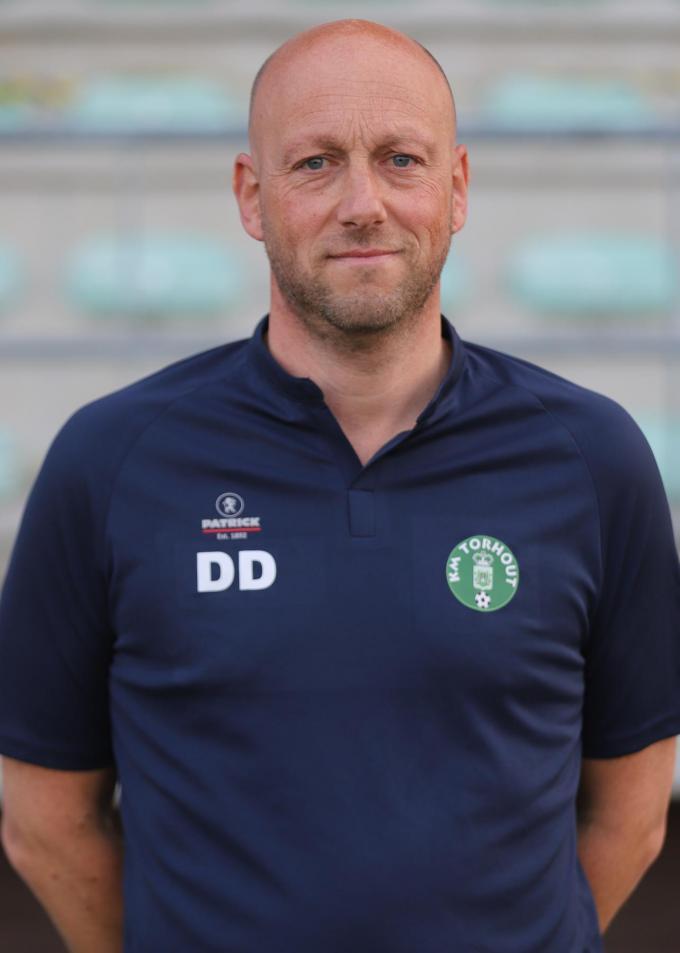 Sportief directeur Didier Degomme.© MG
