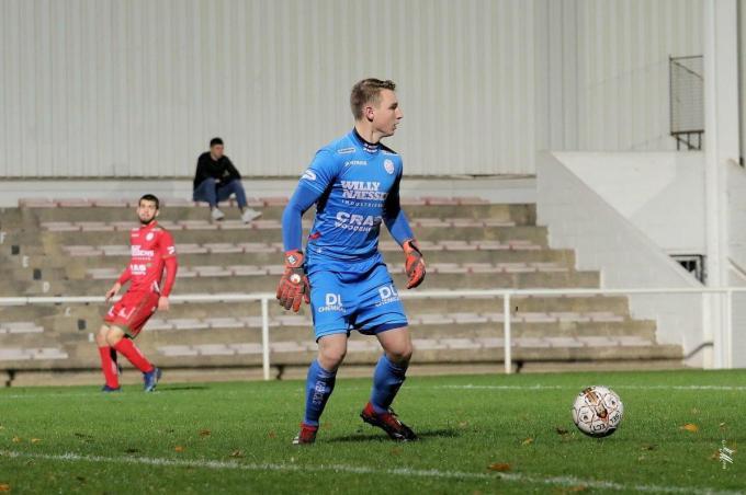 Yoran De Ketelaere speelt vanaf volgend seizoen bij KRC Harelbeke.© gf