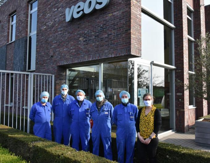 Veos hoopt snel nieuwe werknemers te mogen verwelkomen.© NS