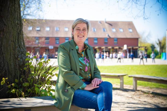 Judith Capiau neemt afscheid van de onderwijswereld.