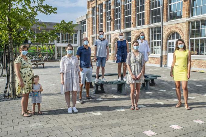 Vorig jaar werd een zomerschool geopend in SBS De Brug. Deze zomer opnieuw? (foto SB)