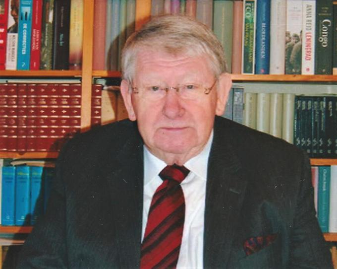 Franz Vansteenkiste zetelde in de Heulse en Kortrijkse gemeenteraad én in de Kamer.© NOM