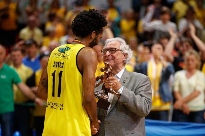 Arthur Goethals bekleedde al veel functies binnen het basketbal.©KURT DESPLENTER BELGA