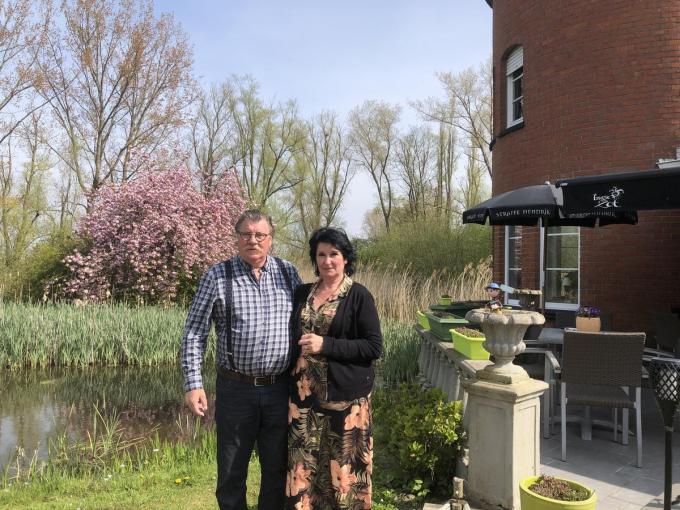 Dirk Dauwens en Mieke Verkarre zullen blij zijn om iedereen terug te zien.© (Foto RVL)