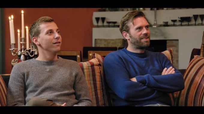 """Lennart: """"Heel blij voor Annelotte, maar ik had het Sven minstens even hard gegund."""" (foto Play4)"""