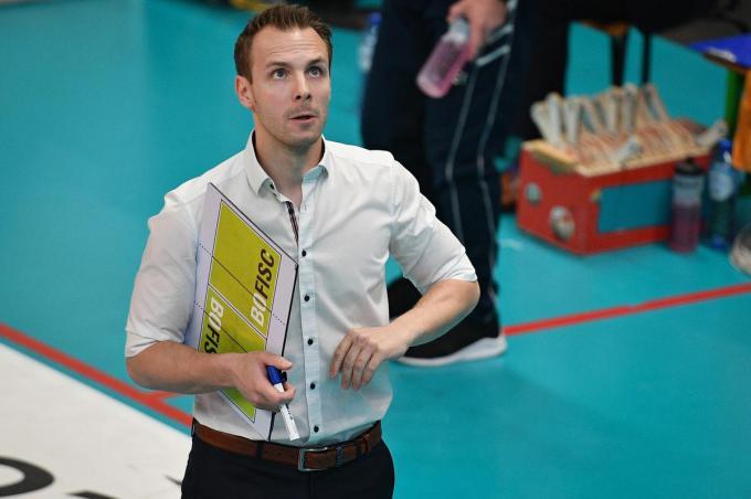 Deze contractverlenging is een zoveelste illustratie van de stabiliteit in alle geledingen die Knack Volley kenmerkt.© Belga