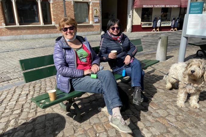 Marleen Volcke, Lory en Seppe, dichtbij De Zevende Hemel© KVdm