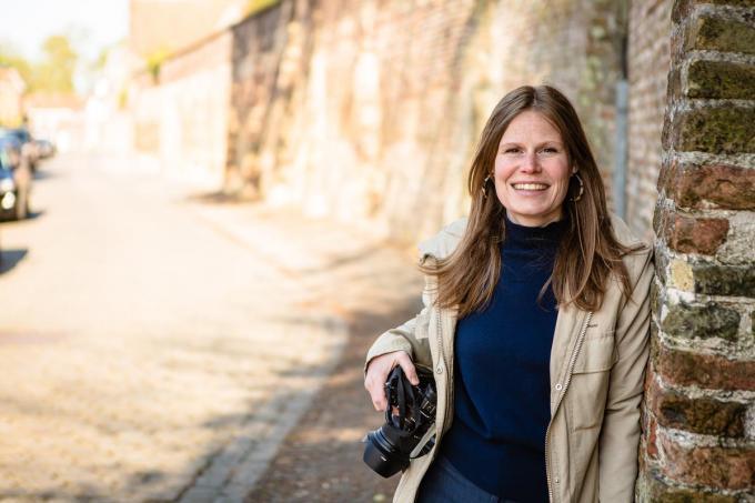 Ann-Sophie Deldycke is een 33-jarige Brugse die haar passies voor fraaie fotografie en lekker eten al jaren combineert met food photography.© Foto Davy Coghe