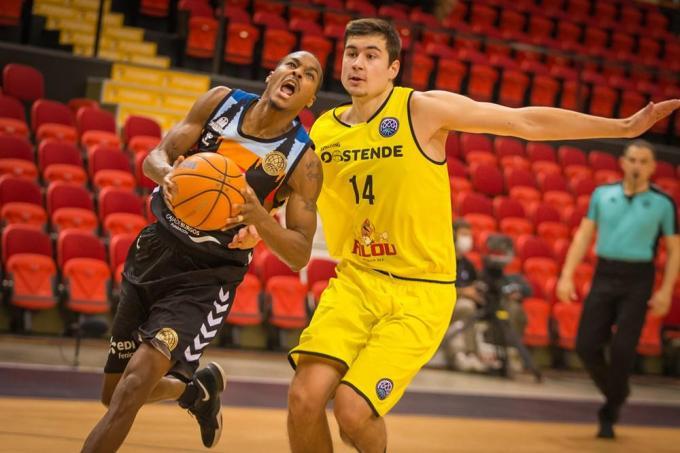 Servaas Buysschaert groeide dit seizoen uit tot een basisspeler.© PR