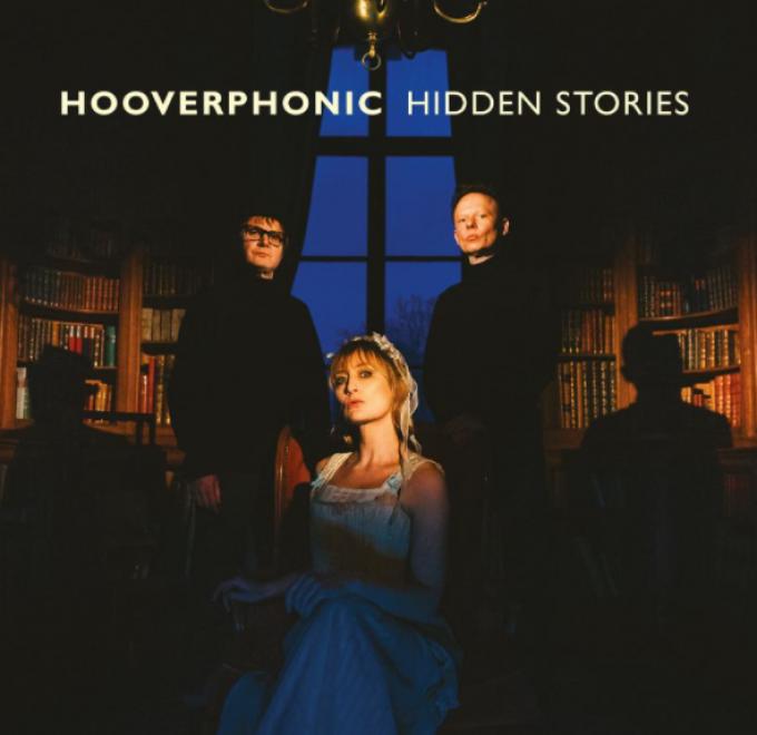 'Hidden Stories' komt deze week op één binnen in de Vlaamse Ultratop Album top 200.© gf