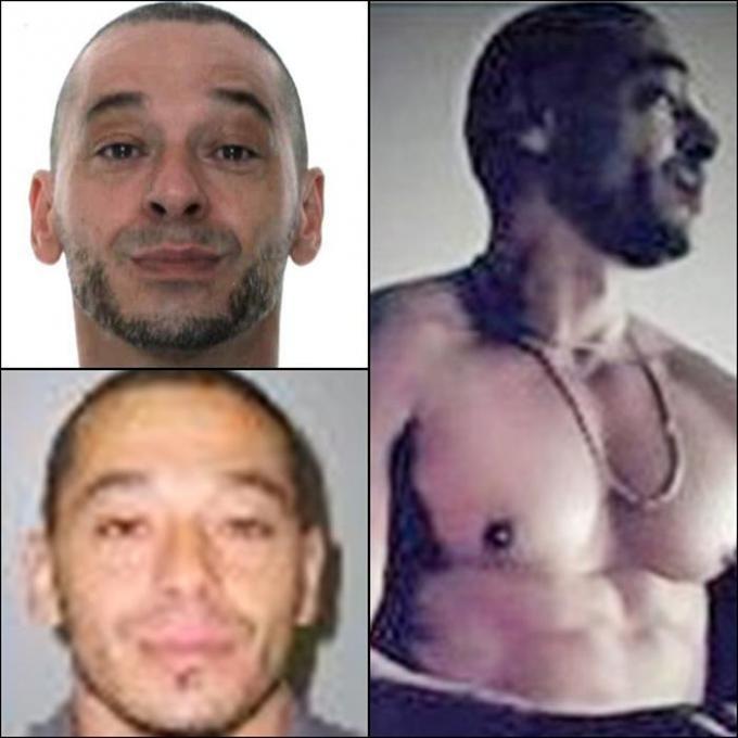 Lucien Annot wordt sinds zondagnacht gezocht wegens poging tot moord.© GF