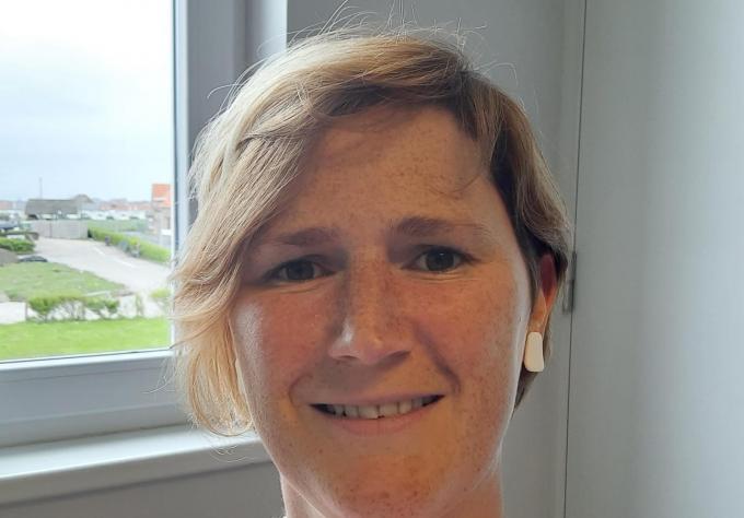 Tineke Van Hoof leidt voortaan de jeugddienst. (foto LC)