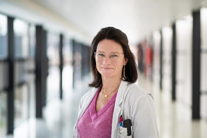 Prof. Dr. Filomeen Haerynck. (foto Play4)©greetje van buggenhout