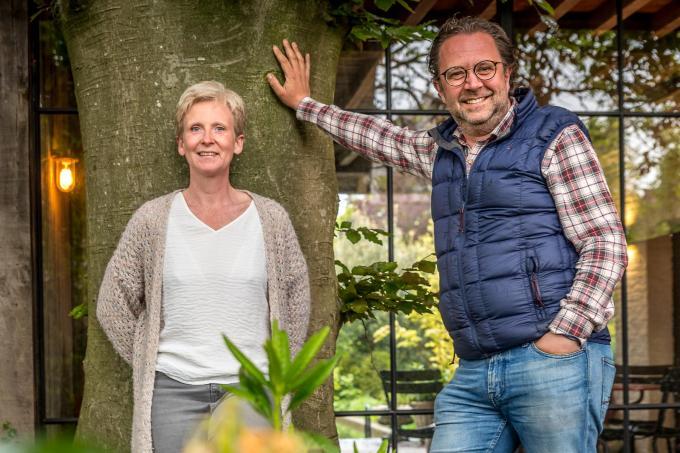 """Tine Vandamme en Stijn Verhalle: """"Reservaties lopen mondjesmaat binnen, maar niet meer van een half jaar vooraf.""""©Wouter Meeus foto WME"""