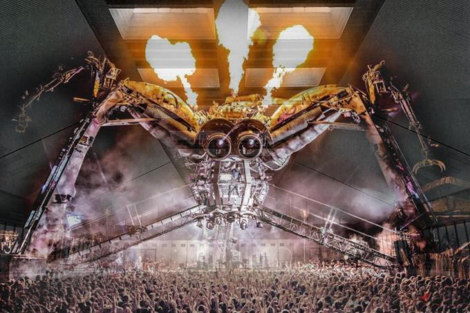 Ook een concertzaal behoort tot de mogelijkheden.© Eva Lo