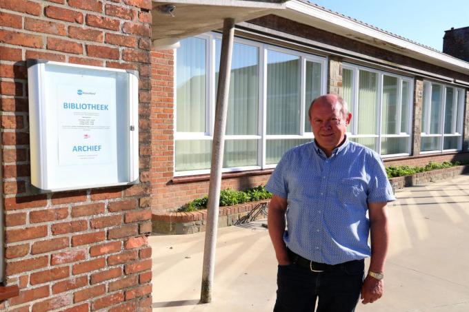 Ivo Fonteyne pleitte voor werkstraffen op de gemeentelijke diensten.© EF