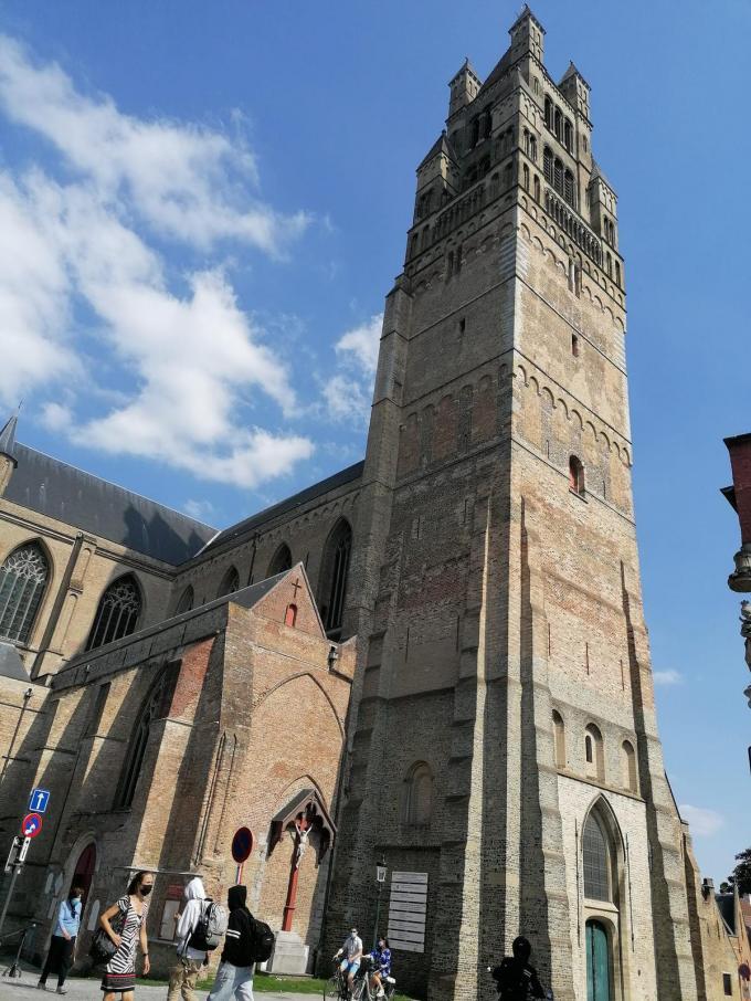 De komende maanden ontvouwt zich de 68ste editie (!) van het Brugs Kathedraalfestival in de Sint-Salvatorskathedraal van Die Scone.© SVV