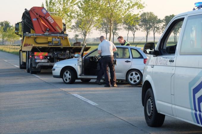 De omstandigheden van het ongeval zijn onduidelijk.© foto JT