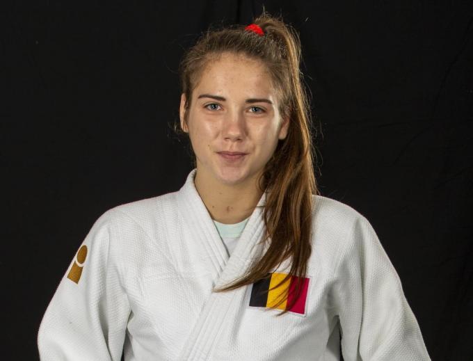Amber Ryheul neemt deel aan haar tweede WK.© GF